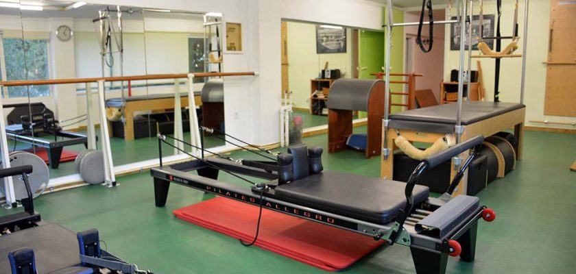 Pilates with equipment με την Berna Walhof